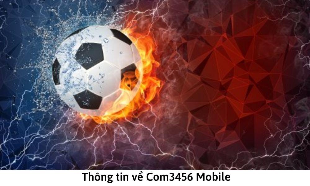 Thông tin về Com3456 Mobile